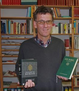 Axel Matyba ist der Islam-Beauftragte der Nordkirche